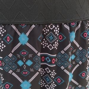 Lularoe Skirt, asymmetrical hem,size XL